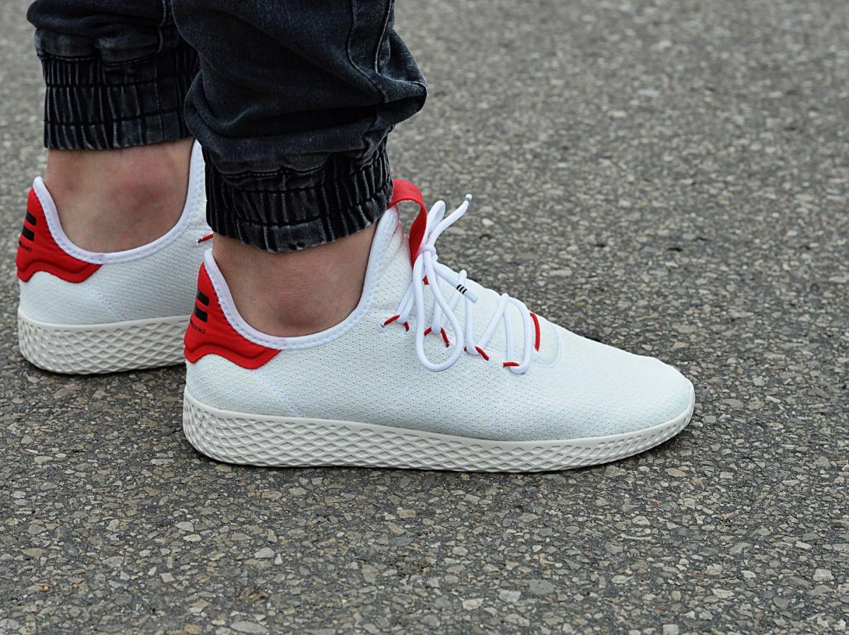 Details zu Adidas Pharrell Williams Tennis HU BD7530 Herren Sportschuhe Sneaker